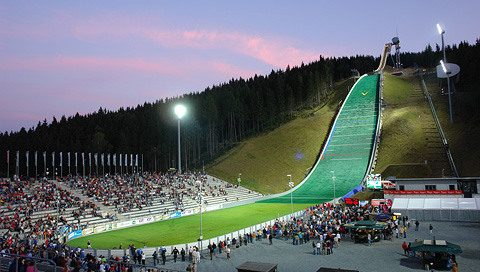 The Vogtland Arena