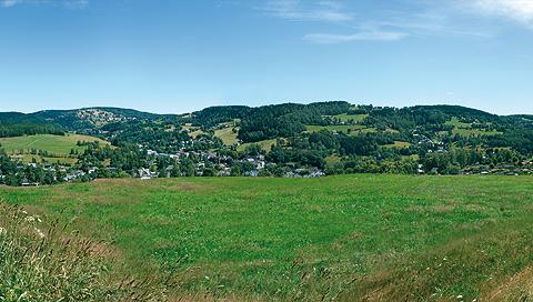Vogtland Panoramic Trail