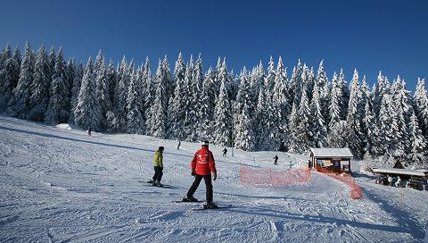 Ski school and ski rental