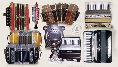 Museum of harmonicas