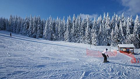 Ski-lift of Mühlleithen